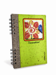 dreams flower notebook