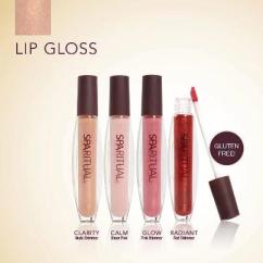 sparitual lip gloss