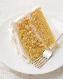 Martha Stewart's Simple Layer Cake