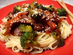 http://www.food.com/recipe/leftover-pork-chop-stir-fry-342728